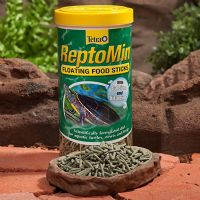 Tetra Reptomin Sticks Tetra Fauna Repto Energy Repto Menu Aquarium Reptile Food